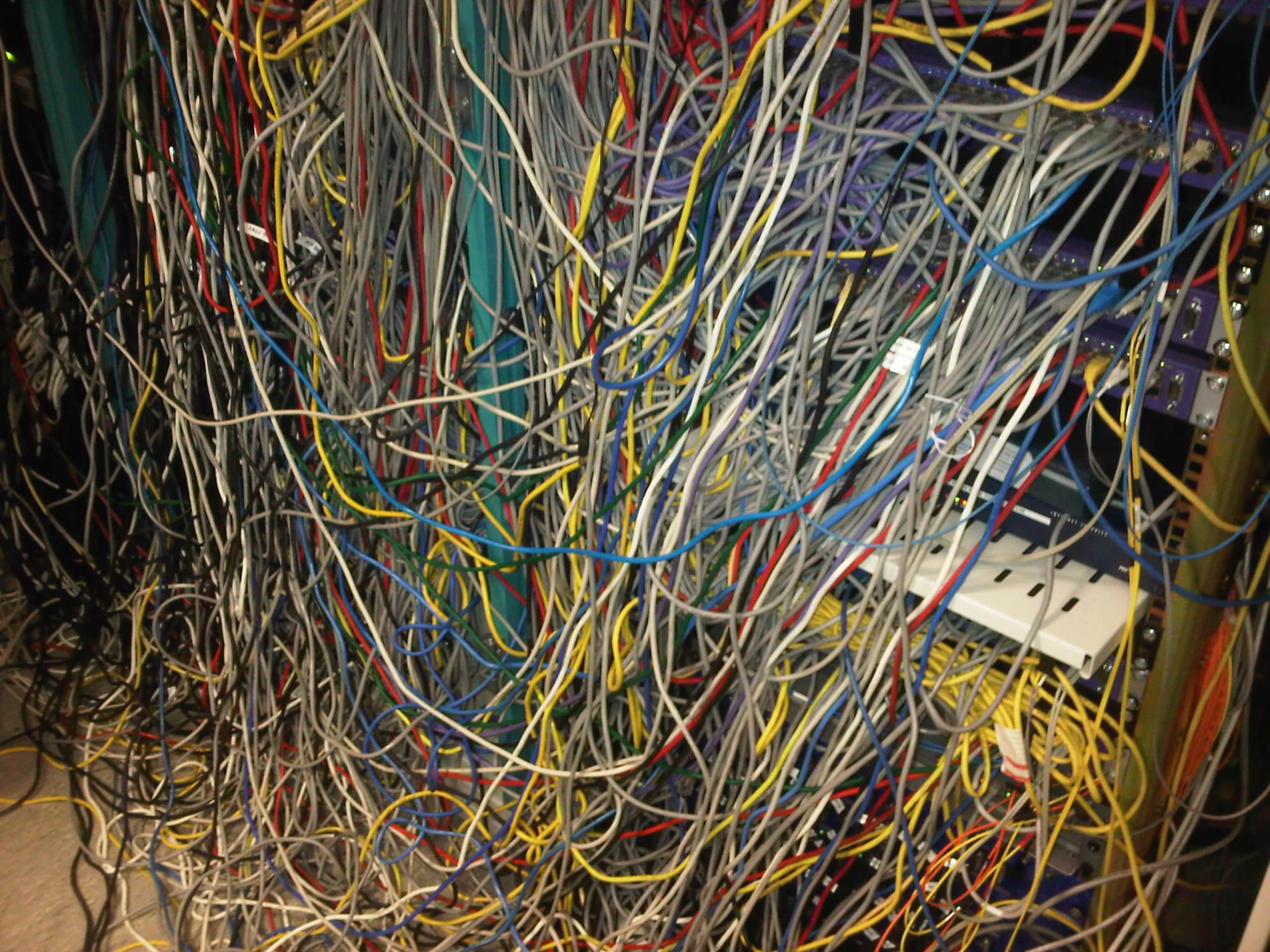 Network Cables Wallpaper Wallpaper Wide Hd